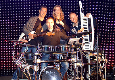 Zur Jubiläumssaison mit neuer Band