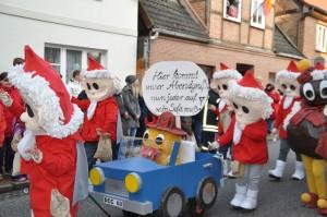 Straßenkarneval Dömitz