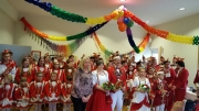 Rosenmontag im DRK-Altenpflegeheim Haus Elbeaue
