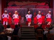 Tanz Männerballet zur 58. Saison