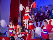 Kindergarde Showtanz 60. Saison