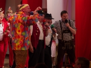 Bühnenabschied Axel Junge (61. Saison)